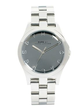 Marc By Marc Jacobs Henry Silver Watch / VV Wishlist / Vosses