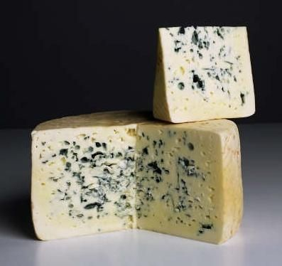 The blue cheese