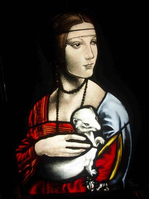 25 best stained glass art tribute big artis by adam - Glass art by artis ...