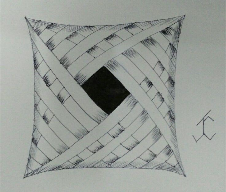 ShapePillow #pillow  #zentangle #3d #drawing #draw #pen #art  #ink #inkwork #zentangles #zentangleart #shape #shapes #mandala #mandalas