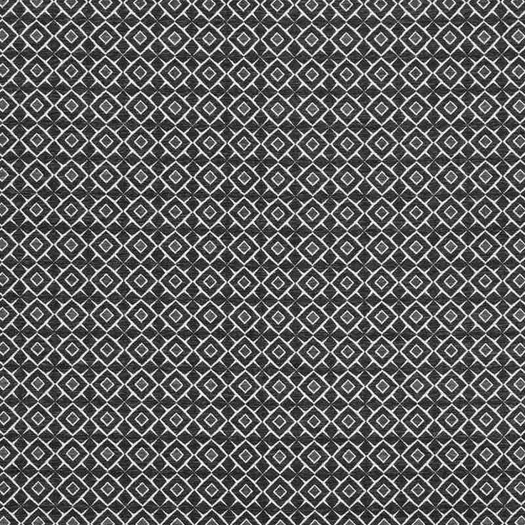 Warwick Fabrics : CLARA, Colour EBONY