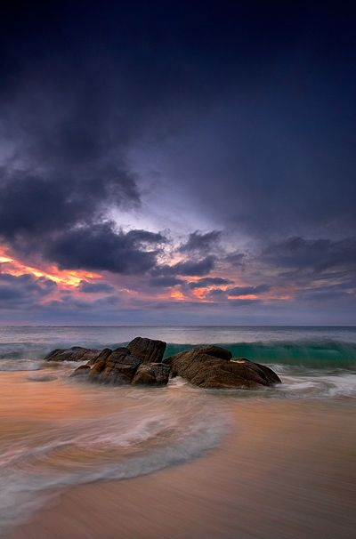 Sennen Cove, UK!  by Helen Dixon.