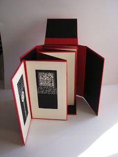 Libro de artista de Gerard Brennel en la galería de arte online Aedea.