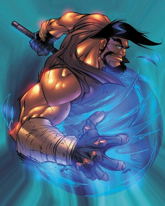 Koga Warrior