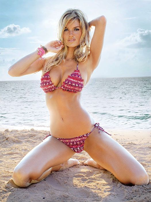 Marisa Miller - inspiration for SexyMuse.com -