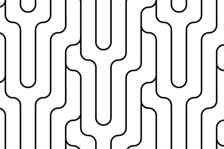 Free Abstract Lines Seamless Pattern Preview