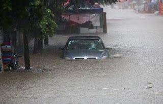 Ιαπωνία: Μετρούν τις πληγές τους οι κάτοικοι του Κιότο Με την ταχύτητα των ανέμων να φθάνει ακόμα και τα 160 χλμ./ώρα ο τυφώνας Μαν «σάρωσε» μεγάλο τμήμα της... νήσου Χονσού στην Ιαπωνία, αφήνοντ