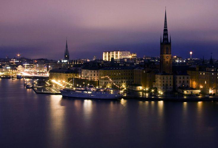 stockholm, i'll be back soon.