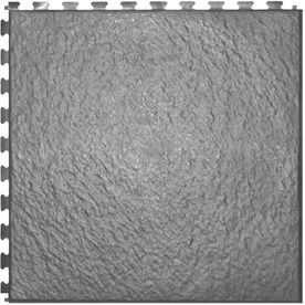 Lowe's Hardware Store floortiles | ... Tile 20-in x 20-in Light Gray Slate Garage Flooring Tile at Lowes.com