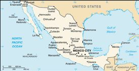 Map of Mexico!!!!!!!!!!!