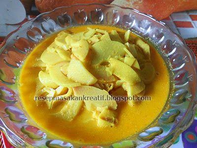 Resep Sayur Rebung Santan Kuning   Resep Masakan Indonesia (Indonesian Food Recipe)