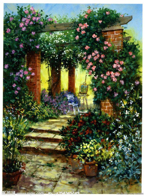 Tiny Home Designs: Pinterest Home Gardening Ideas Photograph