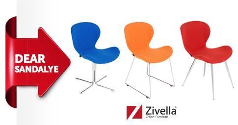 Renk seçenekleri ve konforuyla kalbinizi çalacak Dear metal sandalyelelerimiz, Zivella mağazalarında. Ürünümüzü incelemek için tıklayın: https://lnkd.in/bBXXRmK #officefurniture #design #ergonomics