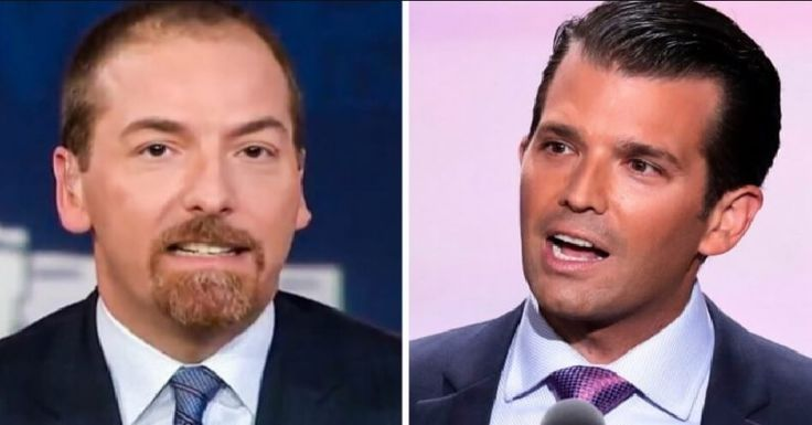 "NBC's Chuck Todd, host of ""Meet The Press,"" wants Americans to believe he, along with other mainstream media hosts, do not have a"