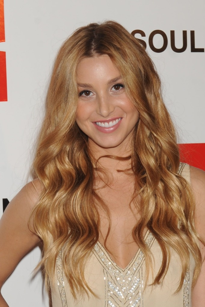 Whitney Port #hair #whitneyport #wavyhair
