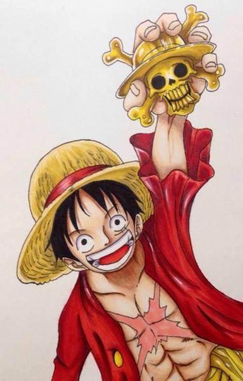 Luffy // One Piece