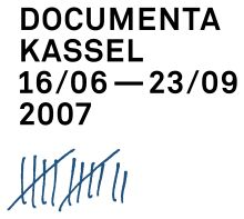 Documenta, kassel, 2007