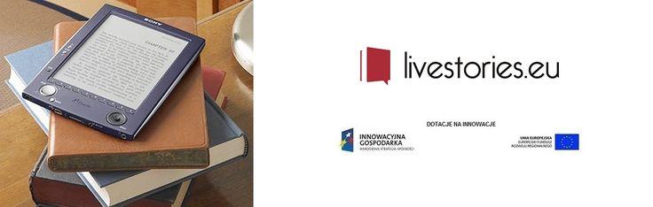 livestories.eu to narzędzie do tworzenia elektronicznych wydań książek dla pisarzy wykorzystujące w swoim działaniu najnowsze technologie oparte o elementy sztucznej inteligencji, moduł składu publikacji DTP i eksportu drukowalnej wersji.