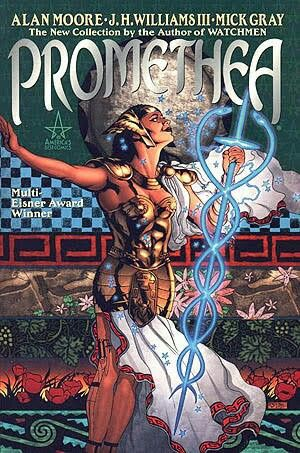 31 best komik images on pinterest comic books comics and comic book promethea alan moore y james h williams iii 1999 2005 fandeluxe Choice Image