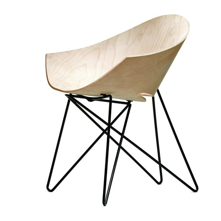 VZÓR, RM56 chair, design: Roman Modzelewski, photo: courtesy of VZÓR