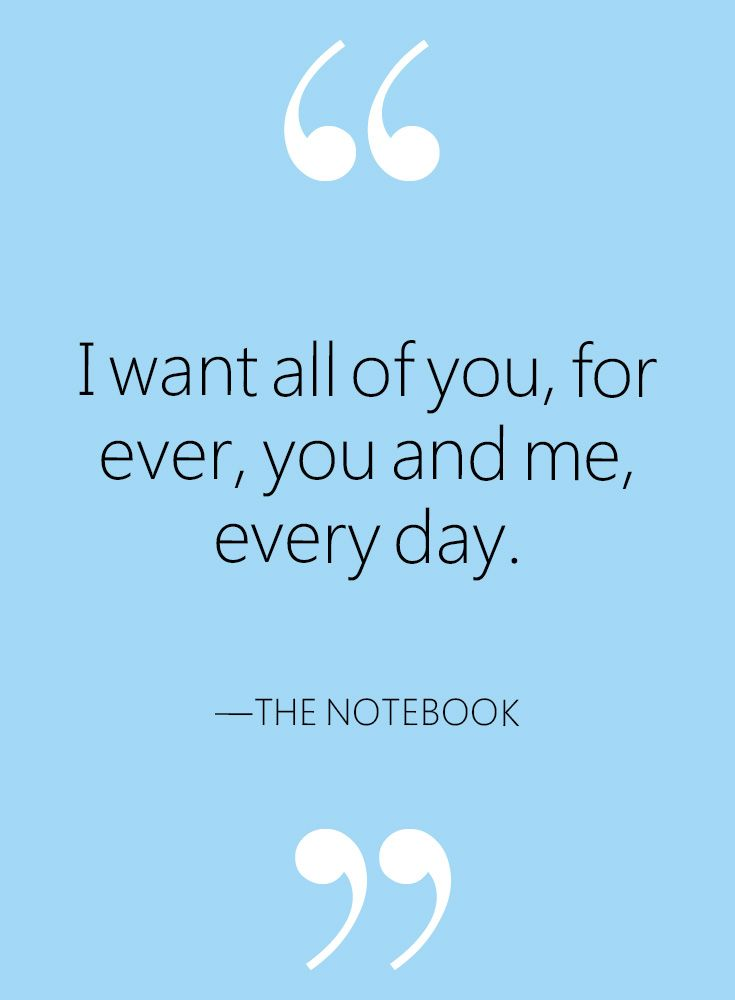 Love Quotes From The Notebook Love Quote - The Noteb...