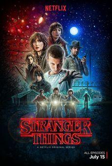 seriál Stranger Things online