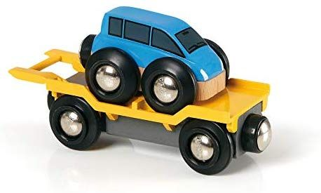 12 Piece Toy for Kids with Fire Truck and Accessories for Kids Ages 3 and Up BRIO World 33833 Central Fire Station