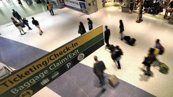 Breaking News: Luggage Theft Ring at Seattle Airport Baggage Collection - http://abc13.co/1LFJazX