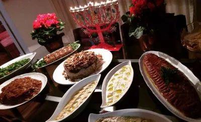 evento, casa, jantar, gastronomia, comida, menu, cardápio, árabe, decoração