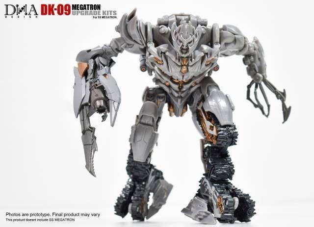 Dna Design Dk 09 Megatron Upgrade Kit With Bonus In Stock Ad