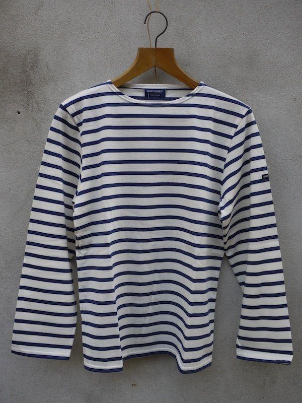 Breton Shirt. Saint James.