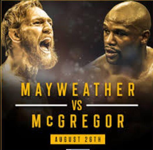 floyd mayweather vs conor mcgregor date