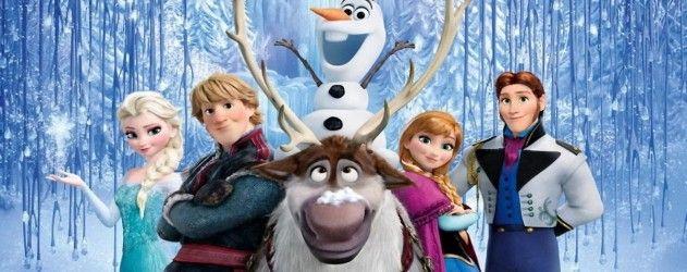 La Reine des Neiges aura droit à un court métrage qui sortira en 2015 #FrozenFever #Frozen