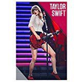 #7: Taylor Swift Collectible: 2013 RED Performance on RED Tour Poster