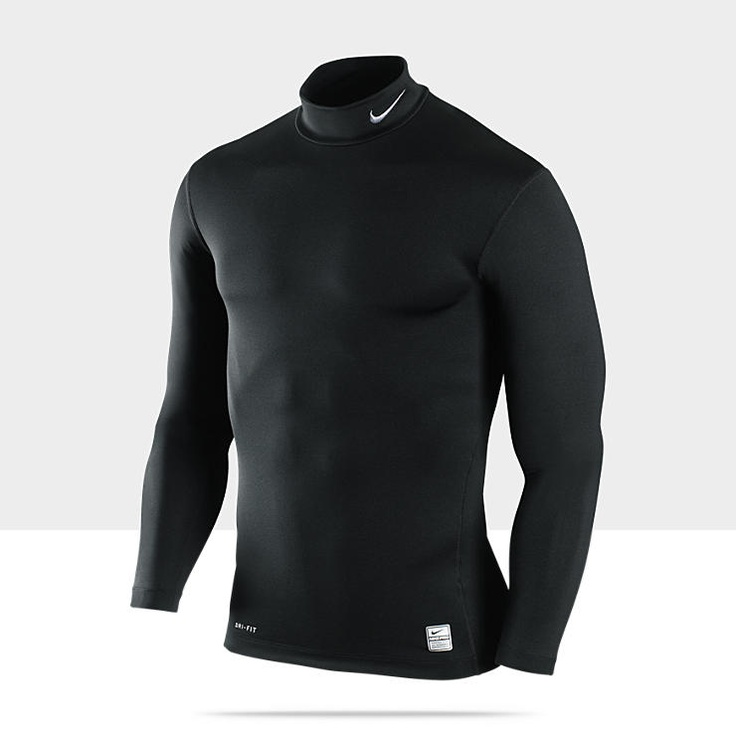 Nike Pro Combat Compression Hyperwarm Men's Shirt