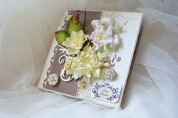Купить оформление обложки фотоальбома - фотоальбом, свадебный фотоальбом, подарок молодоженам, подарок девушке