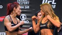 UFC 205: Cris Cyborg Justino Versus Ronda Rousey Full Fight Breakdown By Pa - Funny Videos at Videobash