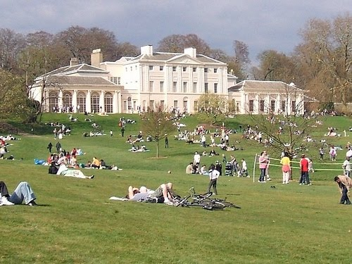 Another favourite place <3 Kenwood House, Hampstead Heath