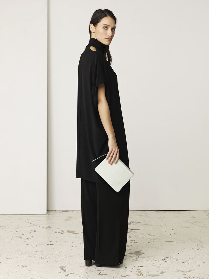 By Malene Birger - Linma dress (black), Mulanas Trousers (black)TO DIE FOR!