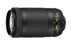 The 8 Best Nikon DSLR Lenses to Buy in 2017: Best Zoom: Nikon 70-300mm /f4.5-6.3G