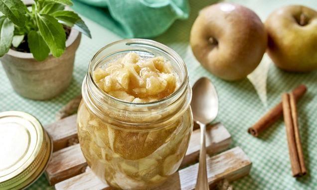 Soczysty smak jabłek z dodatkiem cynamonu