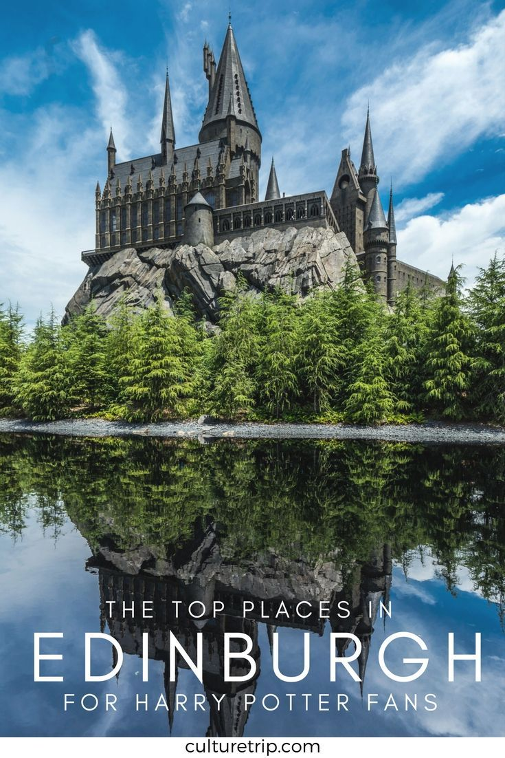 The Top Places To Visit In Edinburgh for Harry Potter Fans