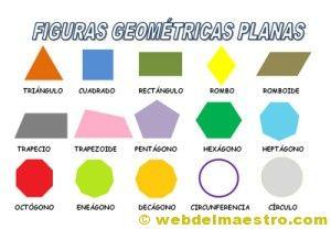 Figuras geométricas planas                                                                                                                                                                                 Más