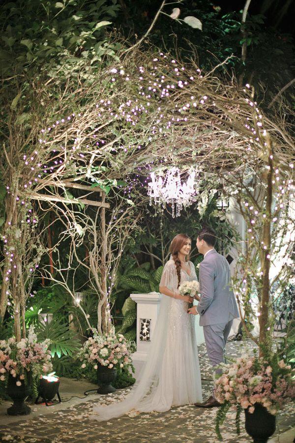 Celebrity Wedding Eric Dee Jr and Bea