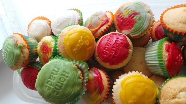 Gluten en melkvrije cupcakes #recept