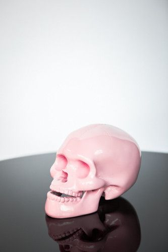 Store | Six By Eight | Makers | Candy Pink Skull