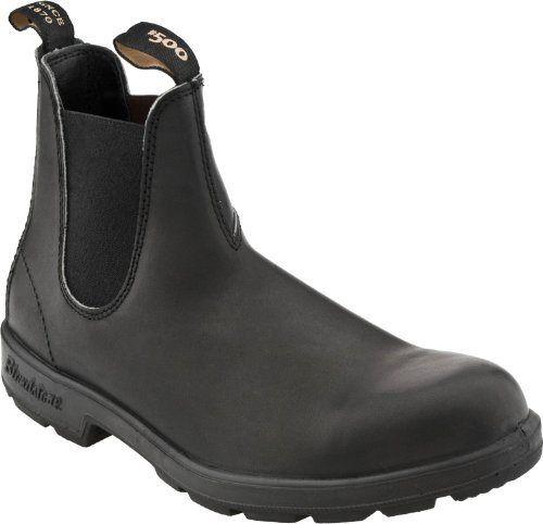 Blundstone 500 Series Original Boot BLack AU 7.5 (US Men's 8.5/Wmns 10) - http://authenticboots.com/blundstone-500-series-original-boot-black-au-7-5-us-mens-8-5wmns-10/
