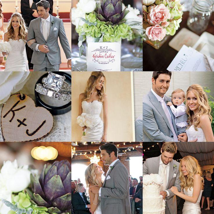 Kristin Cavallari and Jay Cutlers wedding | People ...