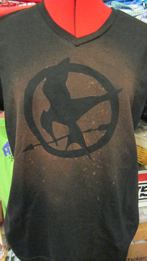 District 12 Bleached T