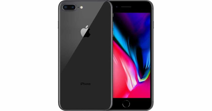 Iphone 8 Plus 256GB Colombia